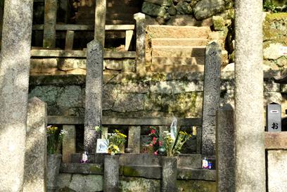 坂本龍馬のお墓