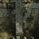 藤吉の墓石
