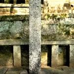 坂本龍馬の墓石